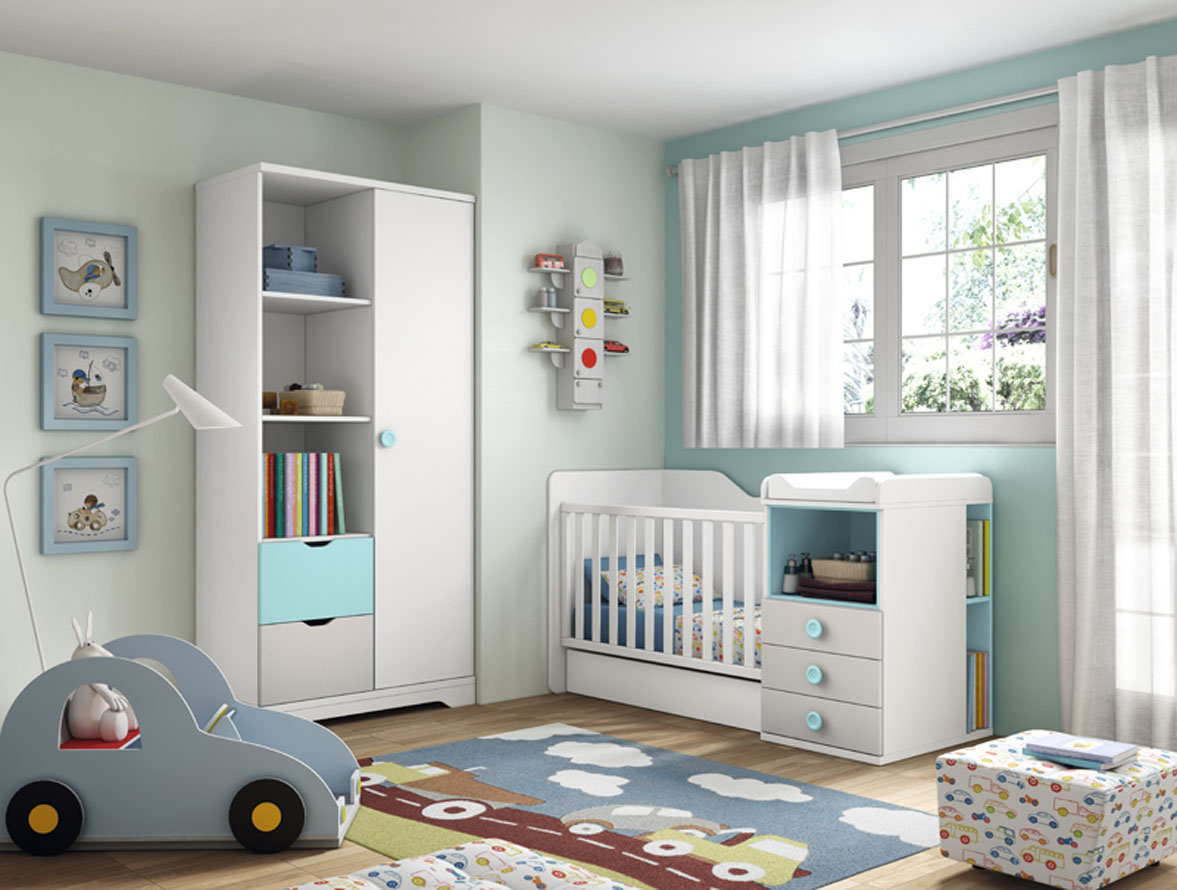 Mobiliario para Bebe | Muebles Rogelio Gurrea