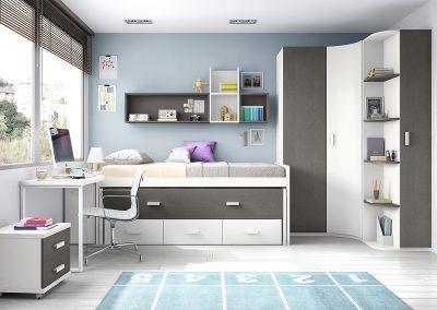 dormitorios juveniles muebles gurrea (1)