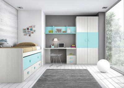 dormitorios juveniles muebles gurrea (2)