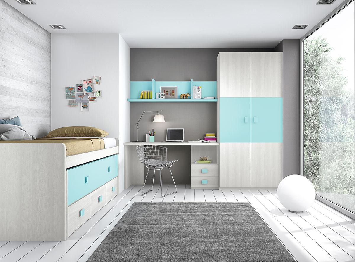 Dormitorios Juveniles Muebles Rogelio Gurrea # Muebles Rogelio Gurrea