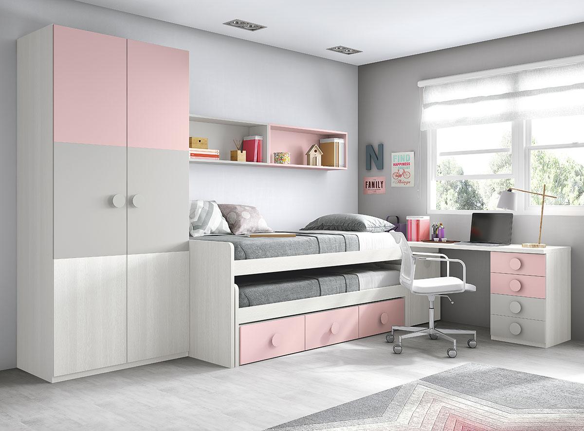 Dormitorios juveniles muebles rogelio gurrea - Muebles nieto dormitorios juveniles ...