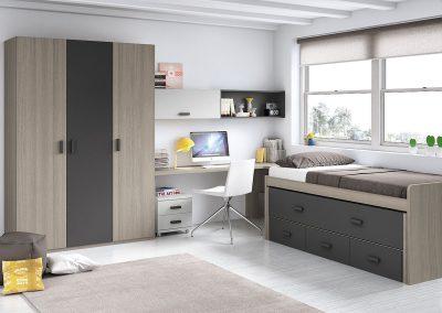 dormitorios juveniles muebles gurrea (4)