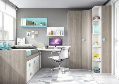 dormitorios juveniles muebles gurrea (5)