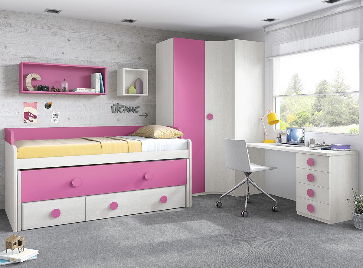 dormitorios juveniles muebles rogelio gurrea On muebles briole dormitorios juveniles