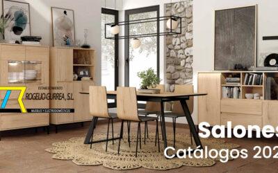Salones Nuevos Catálogos 2021